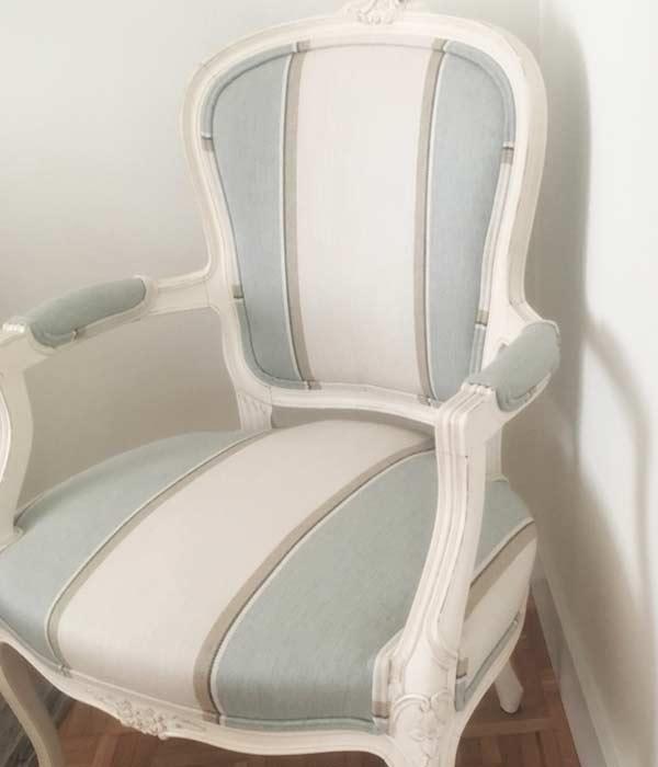 Restauración de silla GAMACOLOR