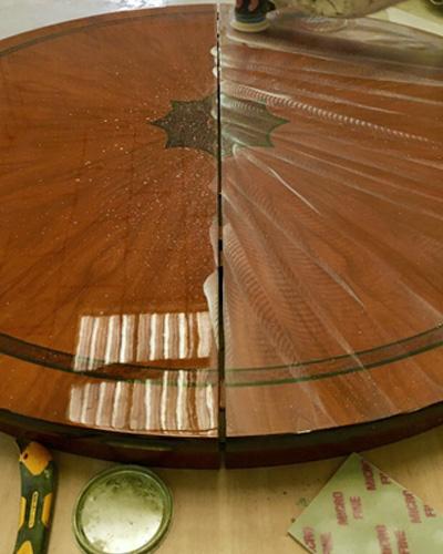 Restauración de muebles GAMACOLOR.